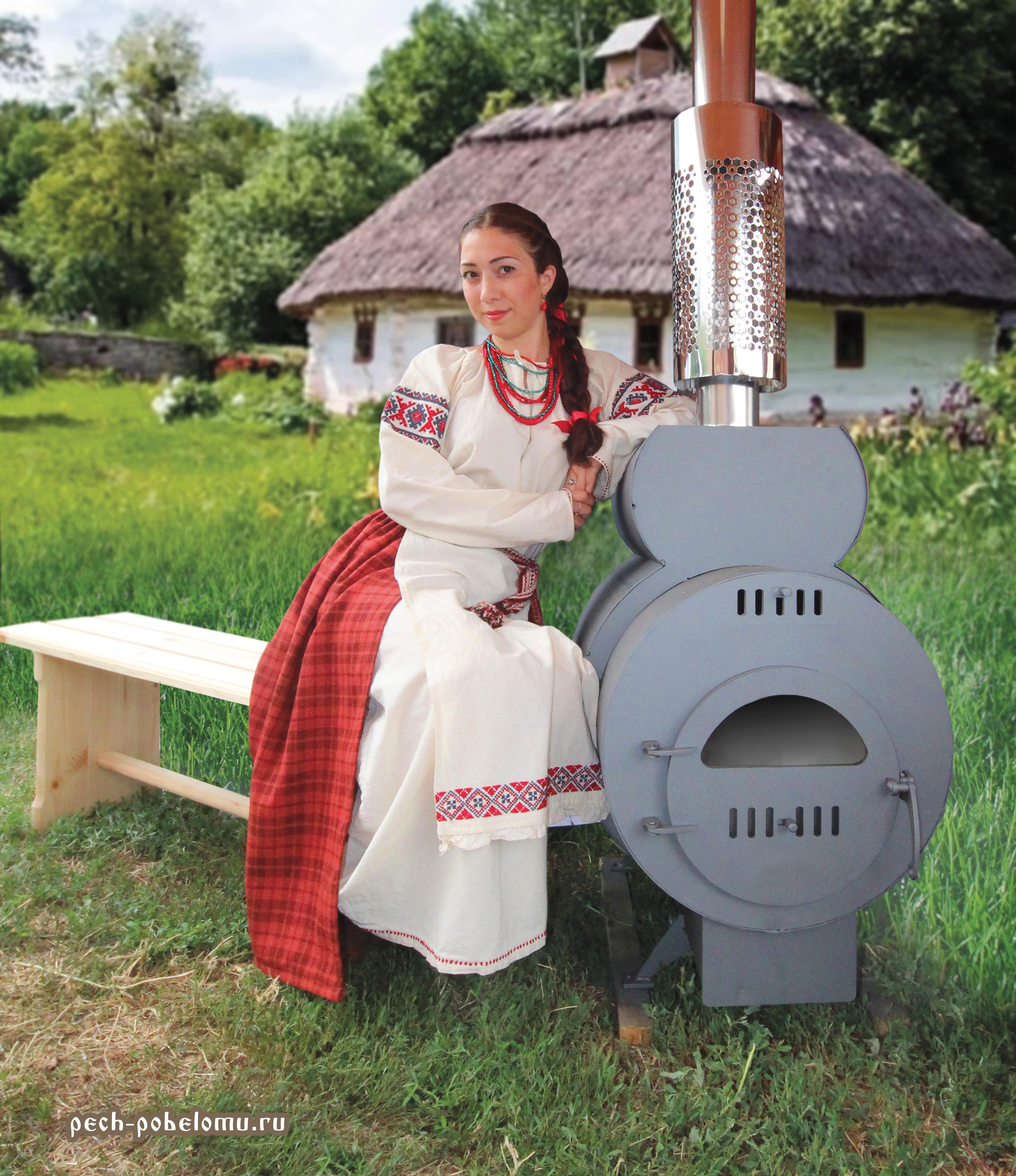 Печь для бани Казачка